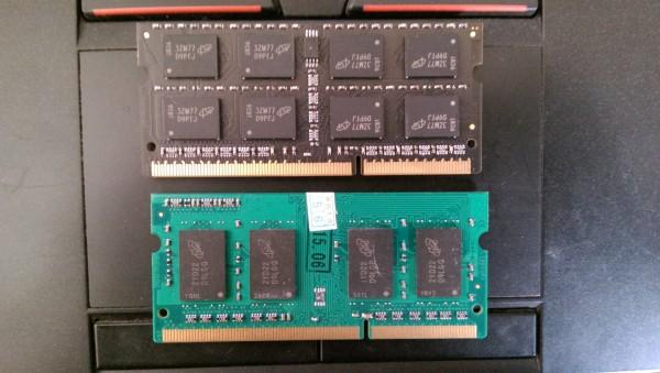 【经历】升级thinkpad E40和联想Y460---老笔记本升级